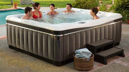 Spas and Hot tubs Sales